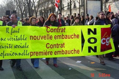 Non aux CPE-CNE