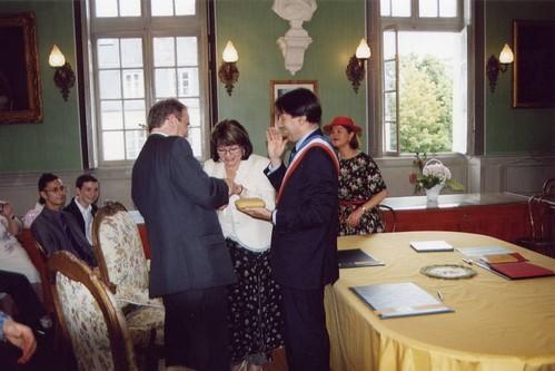 Un beau mariage !